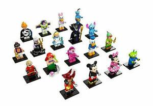 Lego® 71012 & 71024 Minifiguren Disney Series 1 & 2 -freie Auswahl