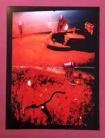 Cécile Bauer, Der Tag an dem der Schnee fiel, Photographie, 1992, handsigniert