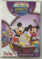 Disney's Mickey Mouse Clubhouse - Storybook Surprises (DVD, 2008) New Sealed