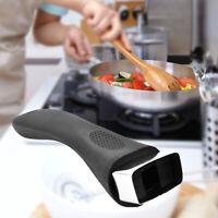 Black Replacement Bakelite Detachable Handle for Pan Pot Cookware Saucepan