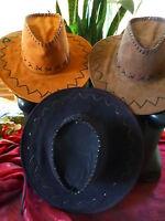 les beaux chapeaux de cow+boy country ,wwestern ,ou bon look pour homme ,dame