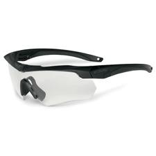 603adb57bc6 Eye Safety Systems ESS Crossbow ONE Sunglasses Black w  Clear Lens 740-0615