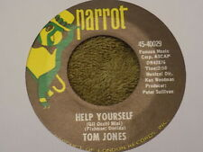 """TOM JONES Help Yourself / Day By Day 7"""" 45"""