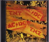 ACDC - AC/DC - T.N.T - CD (1996 Pic. Disc)