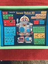 Vintage Radio Shack Science Fair Sensor Robot 20 Never Used Cat. No.28-164