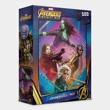 "Jigsaw Puzzles 500 Pieces ""Avengers : Infinity War"" / Marvel / M521"