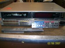Sony Beta Stereo Video Cassette Recorder - Model Sl-2700