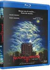 Fright Night Part 2 NEW Cult Blu-Ray Disc Tommy Lee Wallace Roddy McDowall