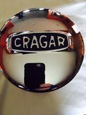 "Crager Wheel Center Cap Push Thru New A-29271-1 Rim Middle 4 1/2"" diameter"