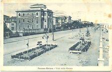 PESCARA RIVIERA - VIALE DELLA RIVIERA 1935