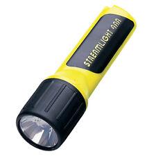 Streamlight 68254 4AA Propolymer Flashlight, Yellow