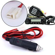 Cigarette Lighter Car Charger Power Adapter Cable for Baojie BJ-218 Mobile Radio