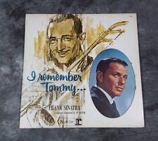 Vintage Vinyl Record  Frank Sinatra I Remember Tommy