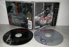 2 CD AKON - TROUBLE - PLATINUM EDITION