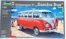 Modellini statici di auto, furgoni e camion autobus rosso