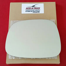NEW Mirror Glass 02-07 BUICK RENDEZVOUS Driver Side LH ***FAST SHIPPING***