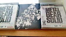 COMPLETE WITH ARTBOOK Metal Gear Solid: The Legacy Collection PlayStation 3 PS3