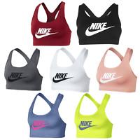 Nike Swoosh Sport-BH BH Bra Damen Bustier Sportbh Fitness Sport Top Crop 1513