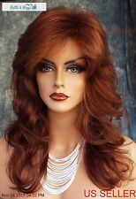 """FELICITY"" RENE OF PARIS  WIG  COLOR *IRISH SPICE *NEW IN BOX WITH TAGS"
