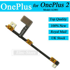 Power On/Off & volume Button Flex Cable For OnePlus Two 1+ 2 Replacement OEM