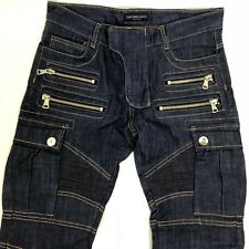 fast draw jeans intensity and rough gun shooting outdoors F.D.C. Denim size 32