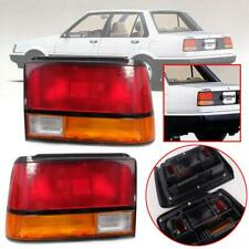 TOYOTA COROLLA AE80 EE80 EE82 SEDAN 84 85 86 87 88 REAR TAIL LAMP LIGHT (LH+RH)