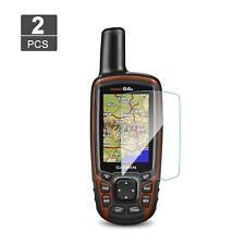 RUIYA 2PCS Garmin GPS MAP 62S 64S 64SC Screen Protector Tempered Glass AntiDirty