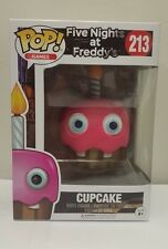 FUNKO POP! GAMES FIVE NIGHTS AT FREDDY'S CUPCAKE #213 VINYL FIGURE