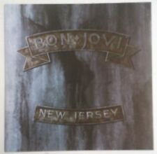 Bon Jovi  New Jersey  CD Alemania remasterizado incluye video cd-rom
