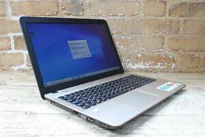 """Asus VivoBook X541 15.5"""" Laptop i5 7th Gen 1 TB 8 GB Win 10 Grade B 449567"""