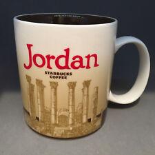 NEW Starbucks Coffee JORDAN Global Icon Series Mug