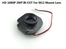 CCTV HD 2.0MP IR-CUT M12 lens Mount Holder Dual Filter IR-CUT For HD CCTV Camera