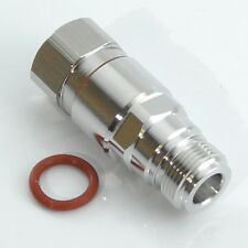 """N Type Female Socket for LDF4-50a Andrew Heliax, 1/2"""" Corrugated Coax, LDF450a"""