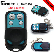 Sonoff Wireless 4 Channel WIFI Remote Controller For 433MHz RF Slampher 4CH Pro