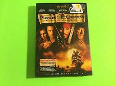 Pirates Of The Caribbean DVD: The Curse Of The Black Pearl