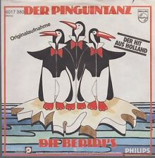 "7"" Die Beridi`s Der Pinguintanz / Oh Oh Rosy 80`s Philips (Chart Hit Holland)"