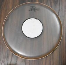 "Vintage Rogers 10"" Drum Head with Brand Logo for drum restoration"