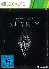The Elder Scrolls V 5 - Skyrim für XBOX 360 | 100% UNCUT | VOLLCOVER | DEUTSCH!