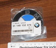 BMW Emblem 82mm, Motorhaube Logo, NEU !!
