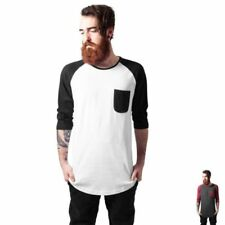 Urban Classics Herren-T-Shirts-Raglan