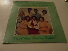 ROBERT L. IVORY AND FAMILY  evangelist SEALED LP3  I,M A HARD FIGHTING SOLDIER