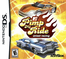 Pimp My Ride: Street Racing NDS New Nintendo DS
