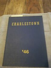 1946 Charlestown High School Annual Boston Massachusetts