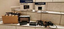 ALPINE iXA-W407BT DIGITAL MEDIA STATION NAVIGATION NVE-M300P DOPPELDIN BLUETOOTH