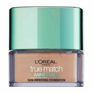 Loreal True Match Minerals Foundation Golden Natural 4D/4W
