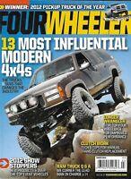Four Wheeler Auto Magazine Influential 4x4s Longer Wrangler Clutch Replacement