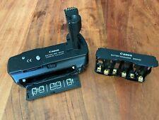 Canon BG-E4 Battery Grip For EOS 5D MK 1 - Excellent Cond.