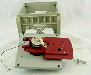 Parts for Lionel  #282 Portal Gantry Crane: Platform Assembly #282-41