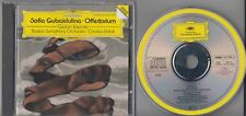 Kremer/Dutoit GUBAIDULINA Offertorium DG 427 336-2 W.Germany Full Silver No IFPI
