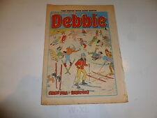 DEBBIE Comic - Issue 101 - Date 18/01/1975 - UK Paper Comic